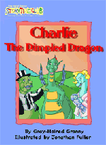 Charlie the Dimpled Dragon Book Cover
